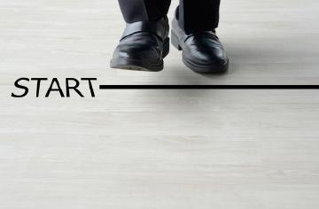 起業支援の流れ ⑥ イメージ